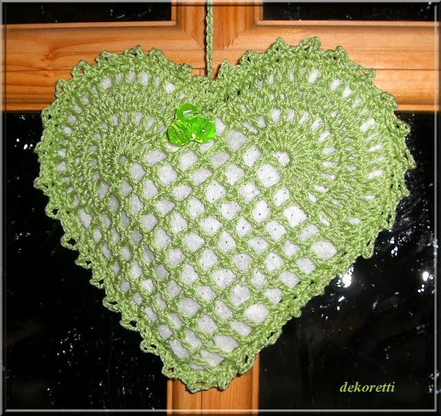 Dekorettis Welt Herziges In Grün Mit Lavendelduft