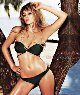 Keeley Hazel Sizzling Hot 2010 Calendar 9