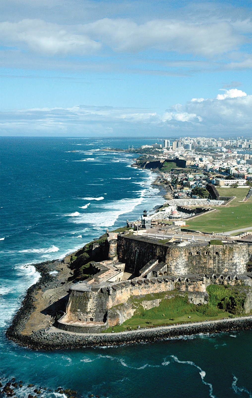 rico puerto morro san juan visions rican beautiful spanish castle puertorico night pr ricans isla dvd there love see places