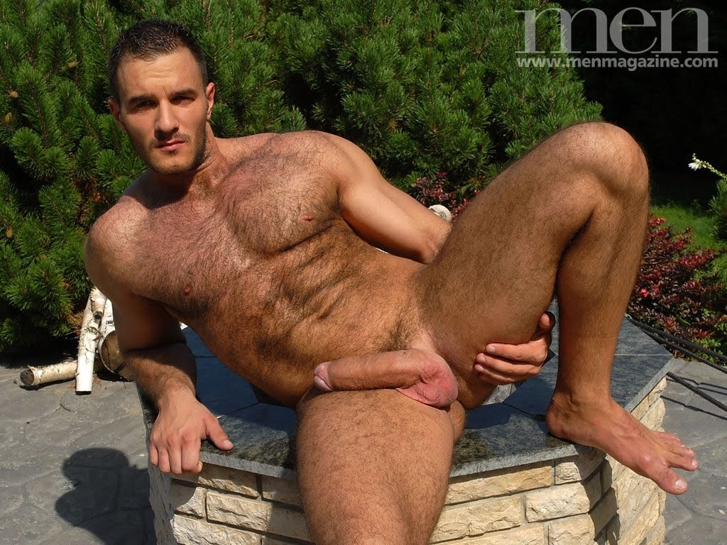 from Philip gay naked muscles