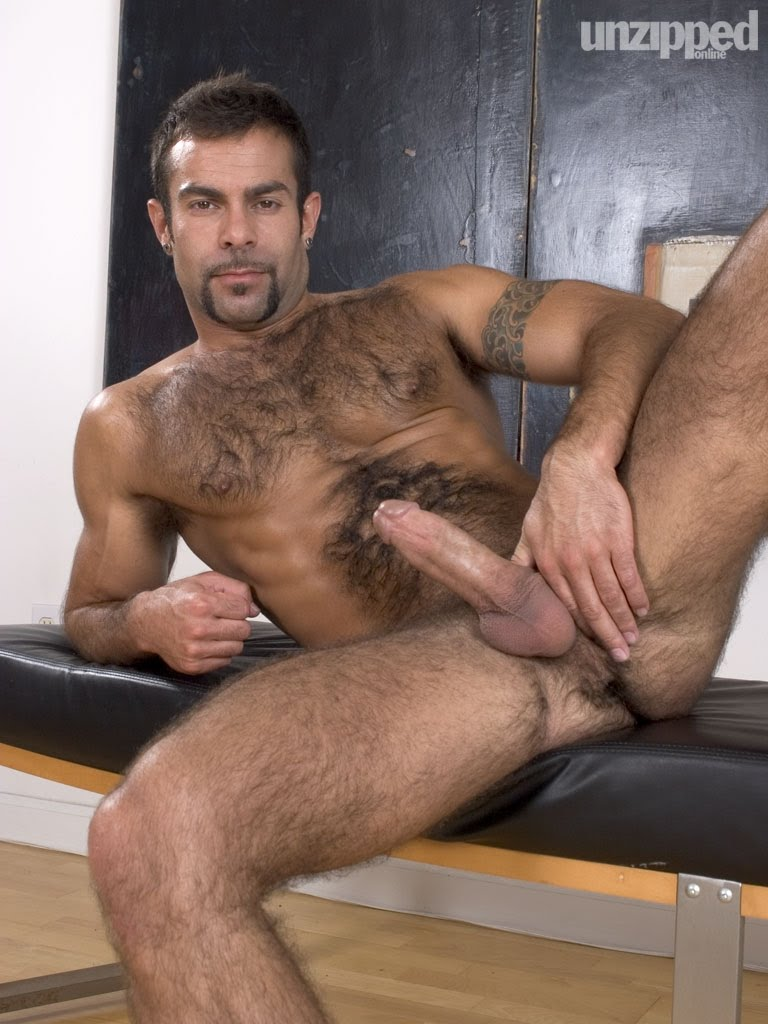 Steve Cruz Naked 88