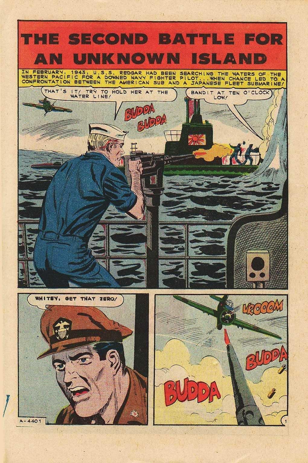 Read online Fightin' Navy comic -  Issue #121 - 18