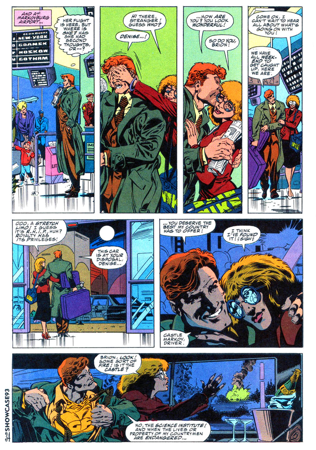 Read online Showcase '93 comic -  Issue #4 - 31