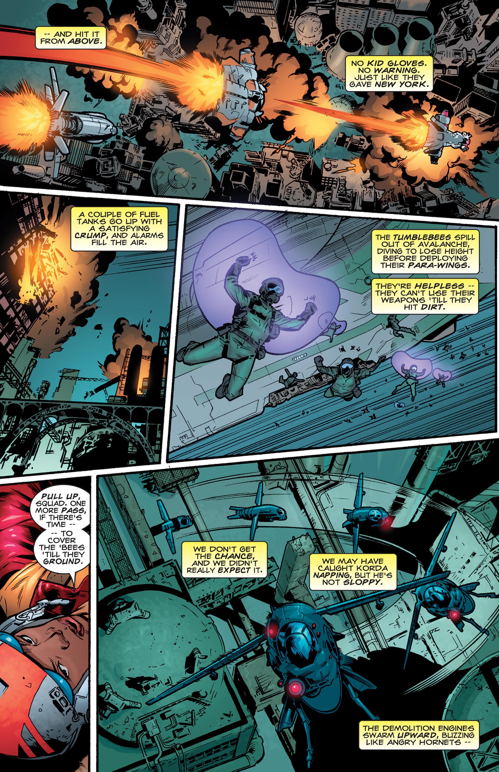 Read online Shockrockets comic -  Issue # TPB - 135