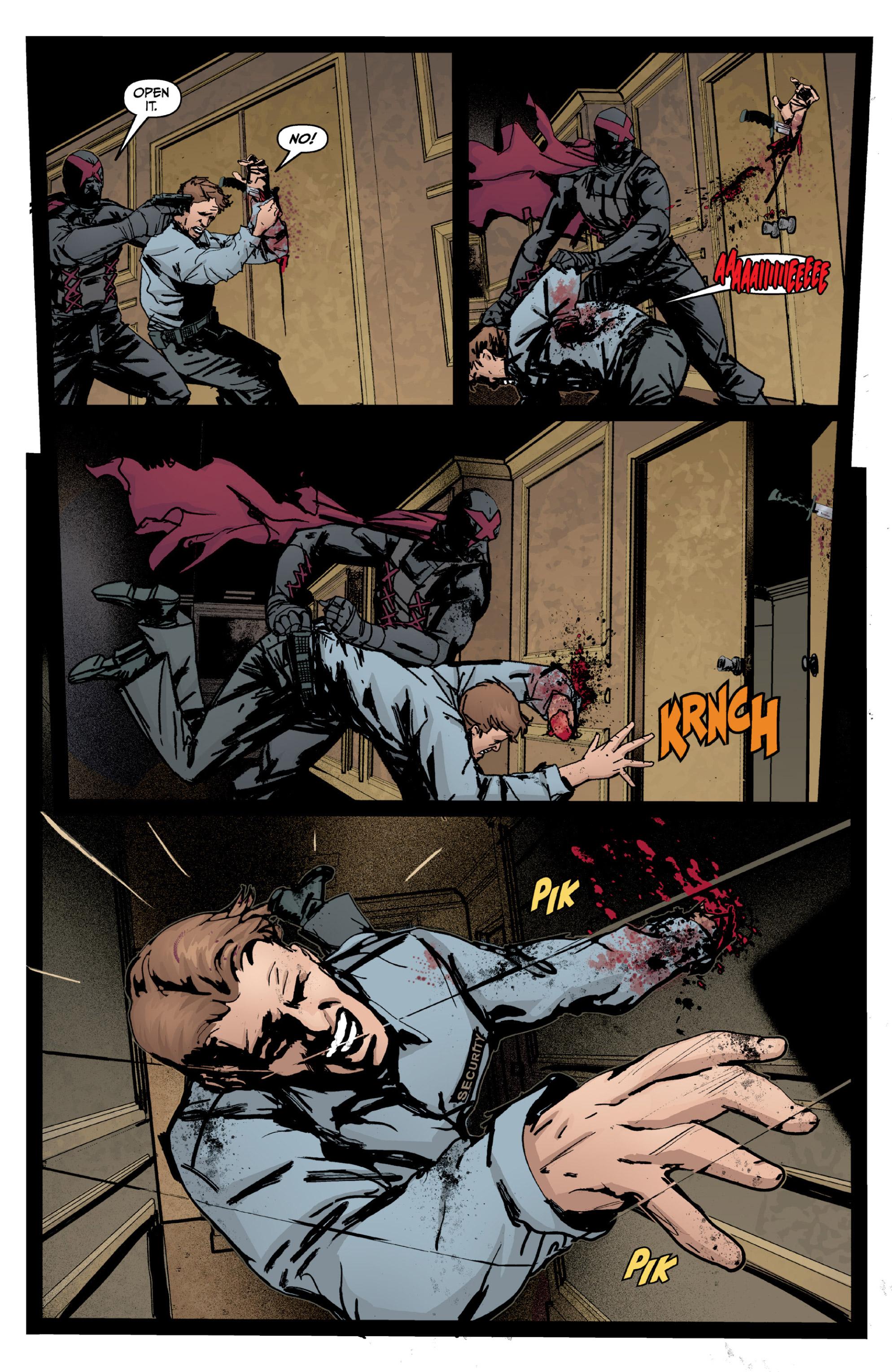 Read online X: Big Bad comic -  Issue # Full - 50