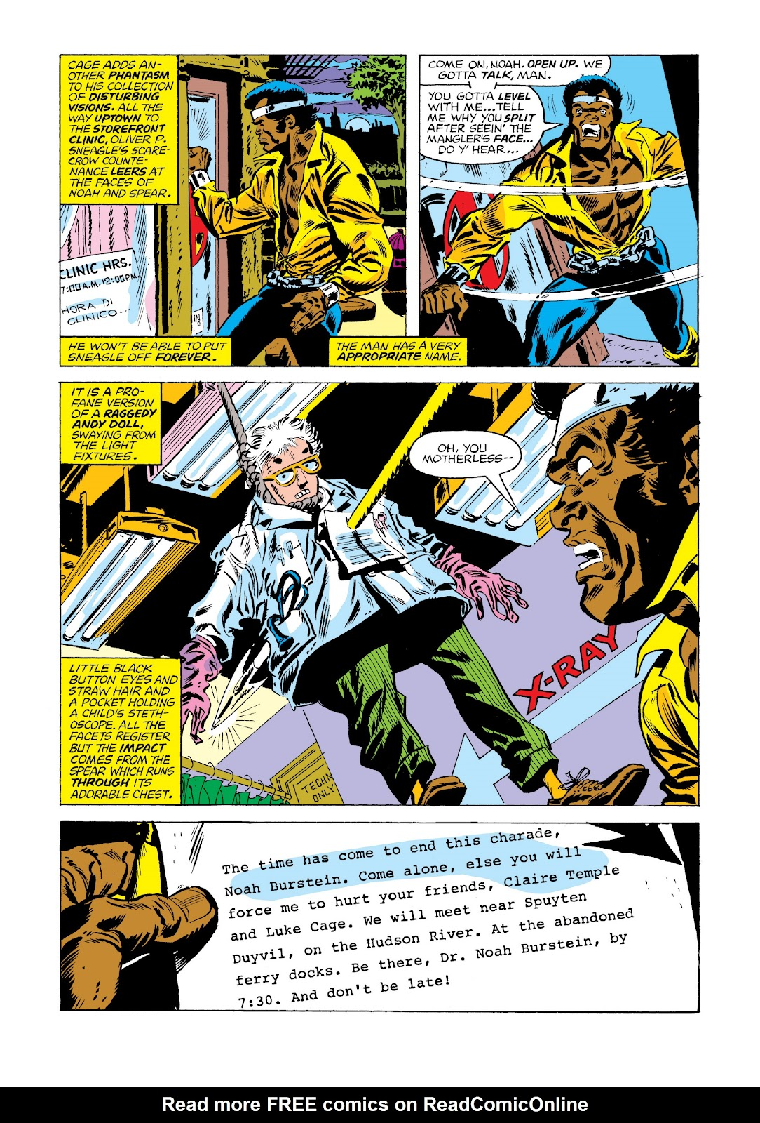 Read online Marvel Masterworks: Luke Cage, Power Man comic -  Issue # TPB 3 (Part 1) - 61