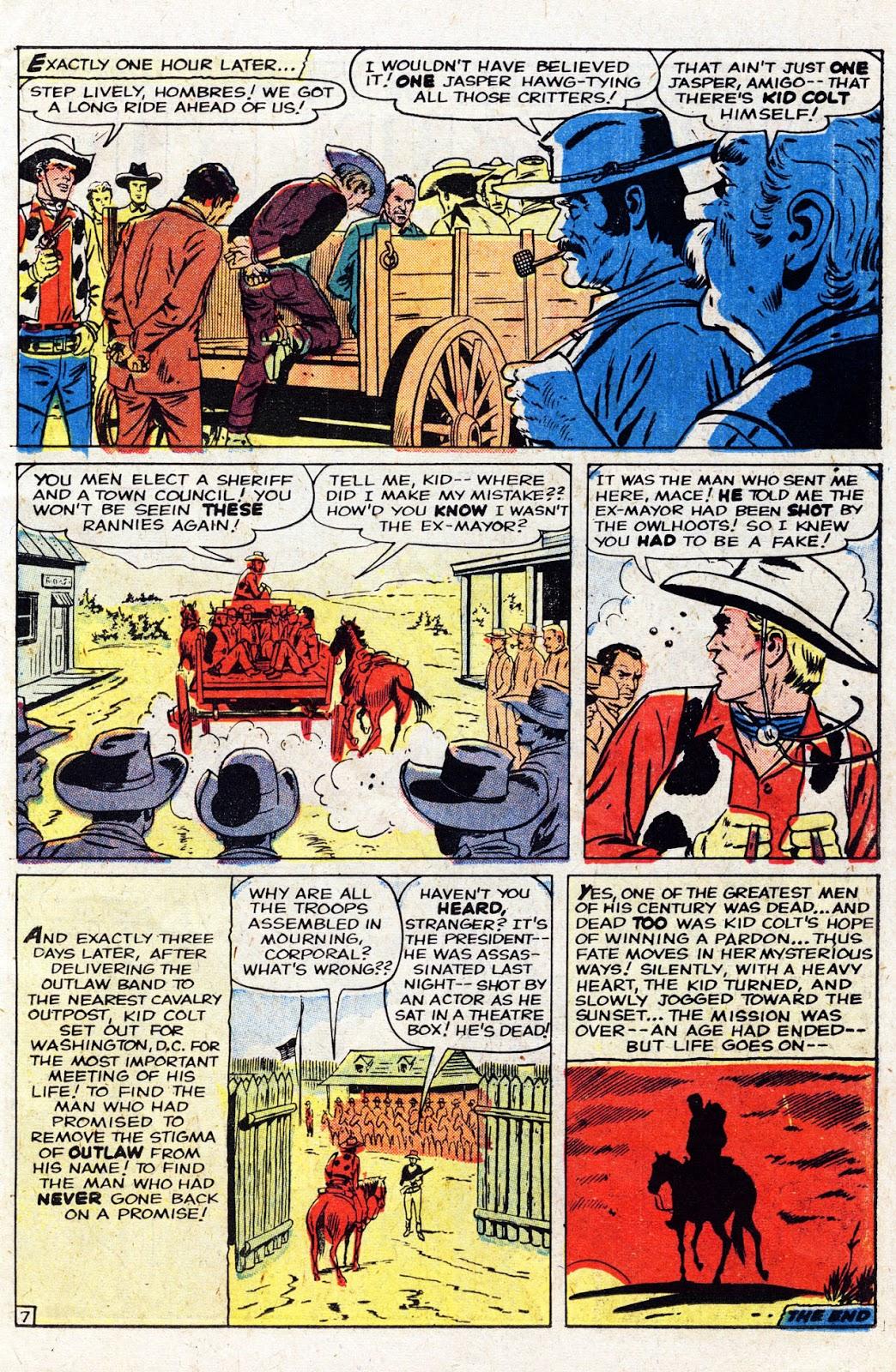 Gunsmoke Western issue 61 - Page 11