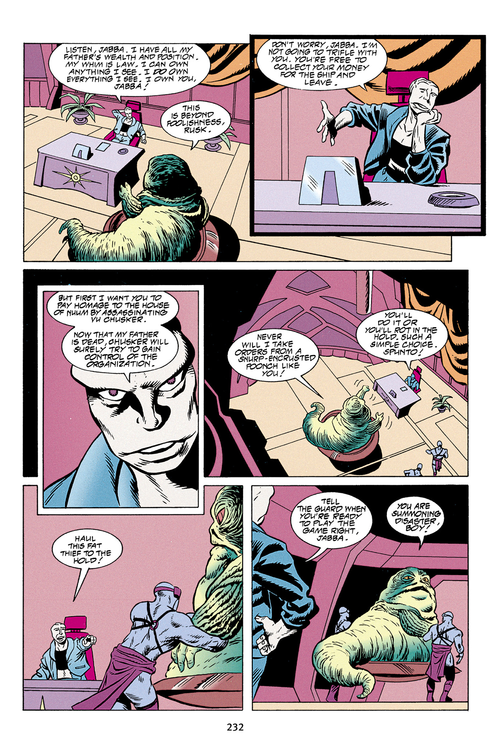 Read online Star Wars Omnibus comic -  Issue # Vol. 30 - 229