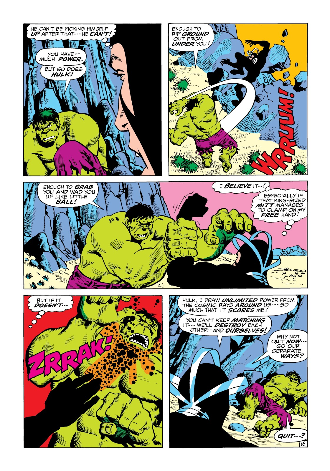 Read online Marvel Masterworks: The Incredible Hulk comic -  Issue # TPB 8 (Part 2) - 46