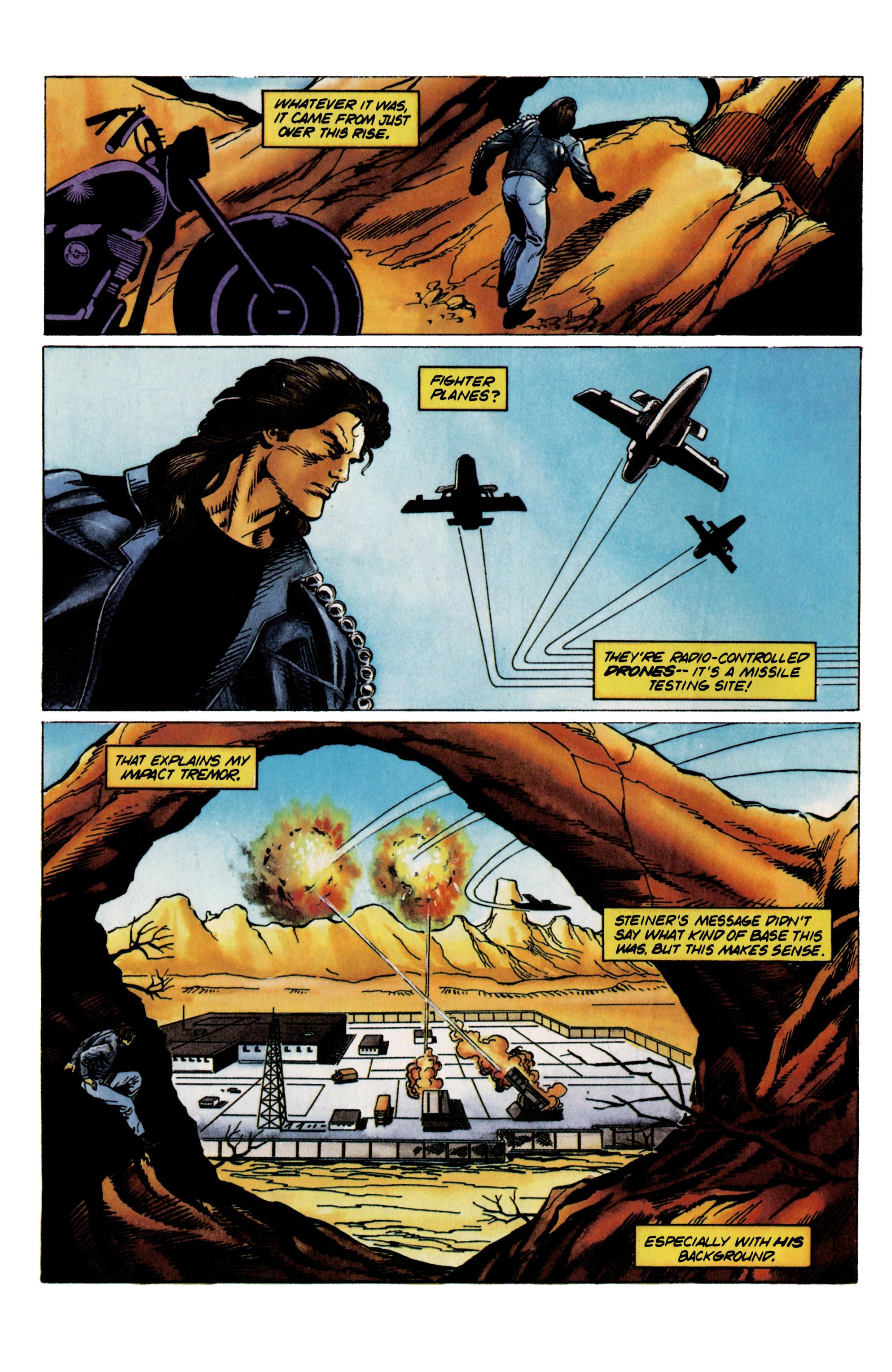Read online Eternal Warrior (1992) comic -  Issue #21 - 11