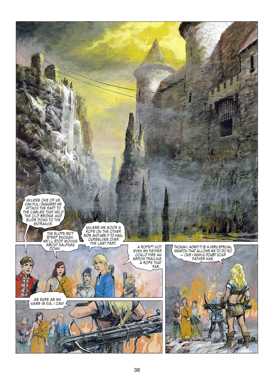 Read online Thorgal comic -  Issue #22 - 40