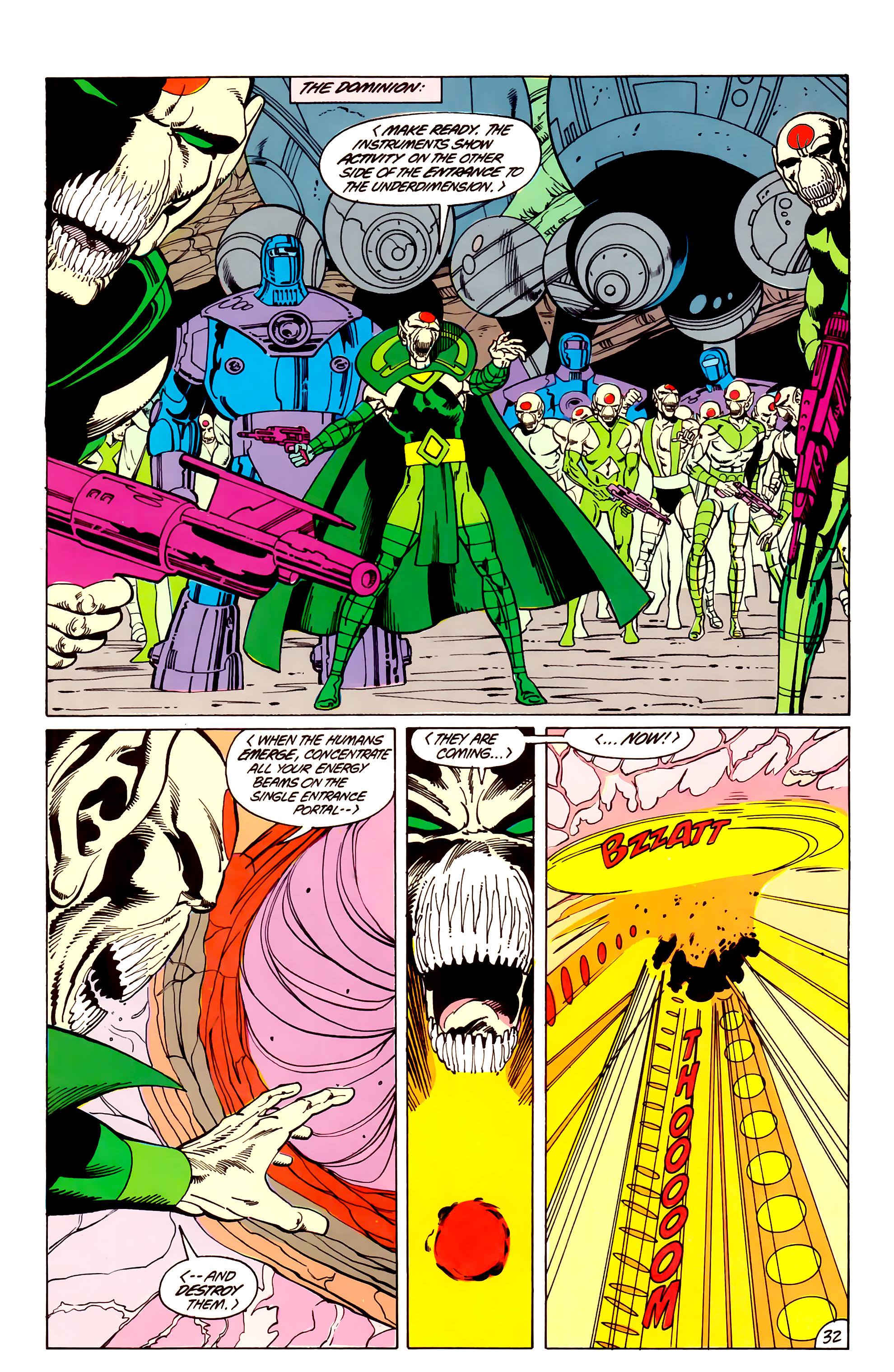 Legion of Super-Heroes (1984) _Annual_3 Page 32