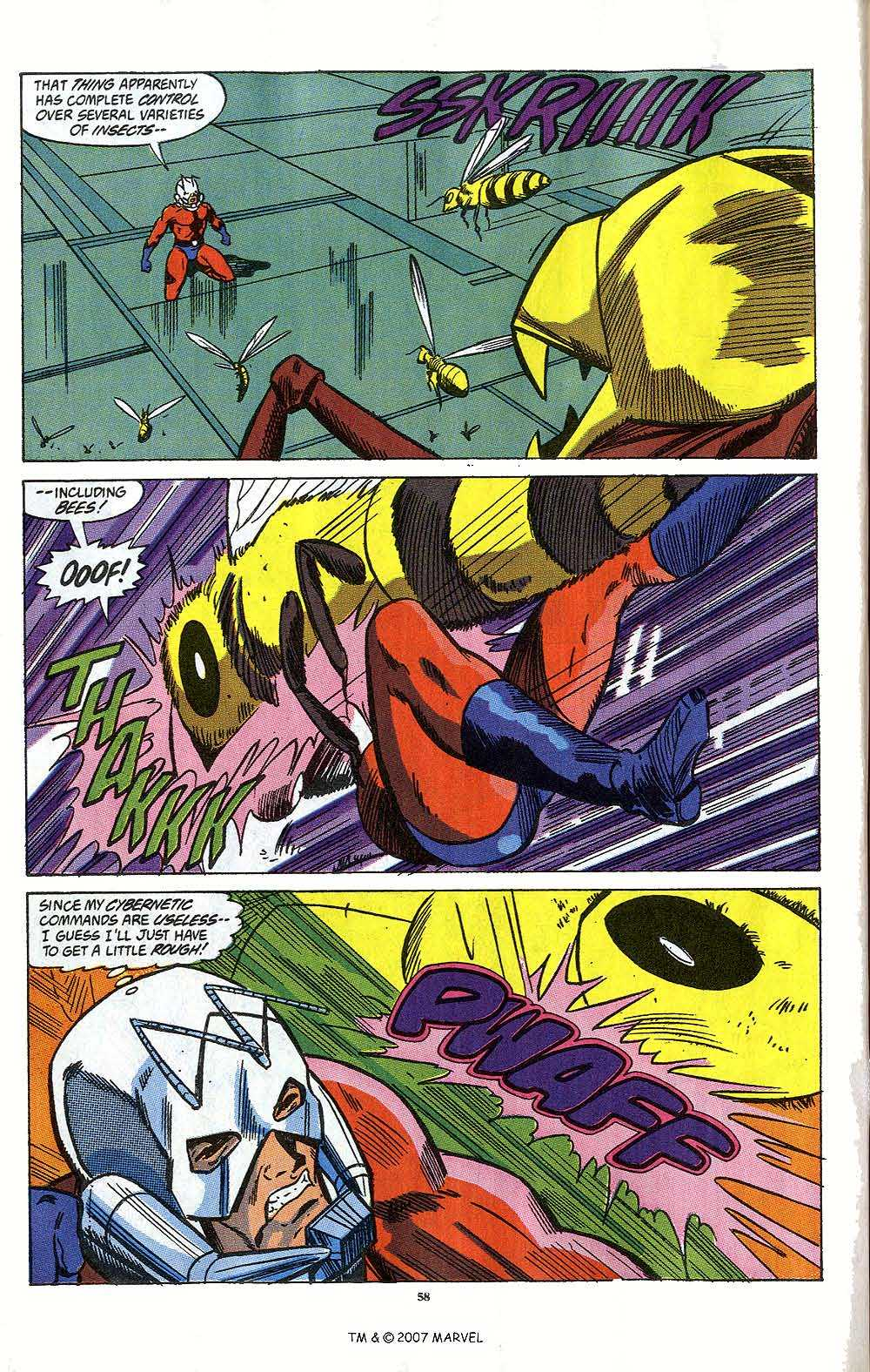 Iron Man Annual issue 12 - Page 60