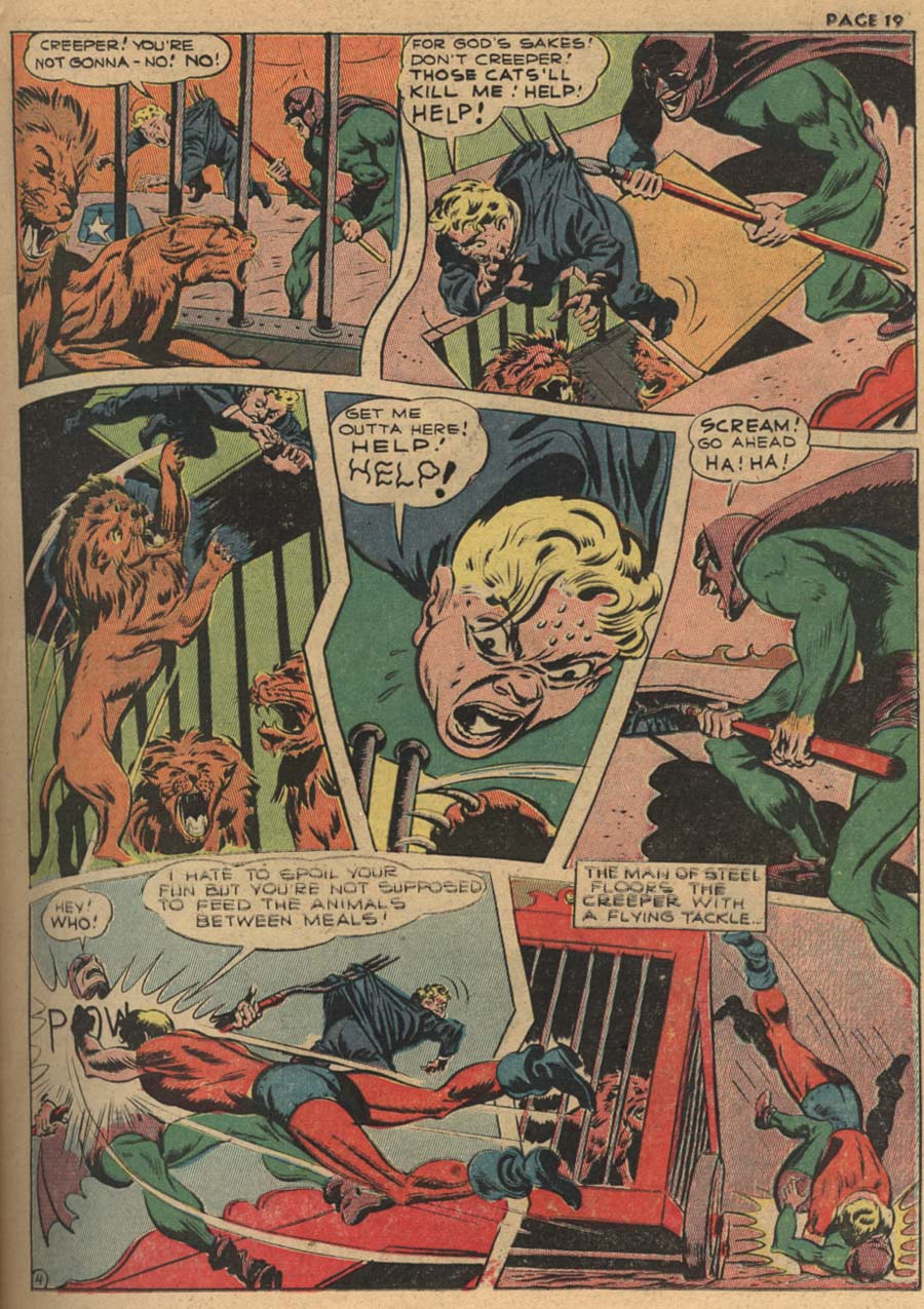 Zip Comics issue 31 - Page 19