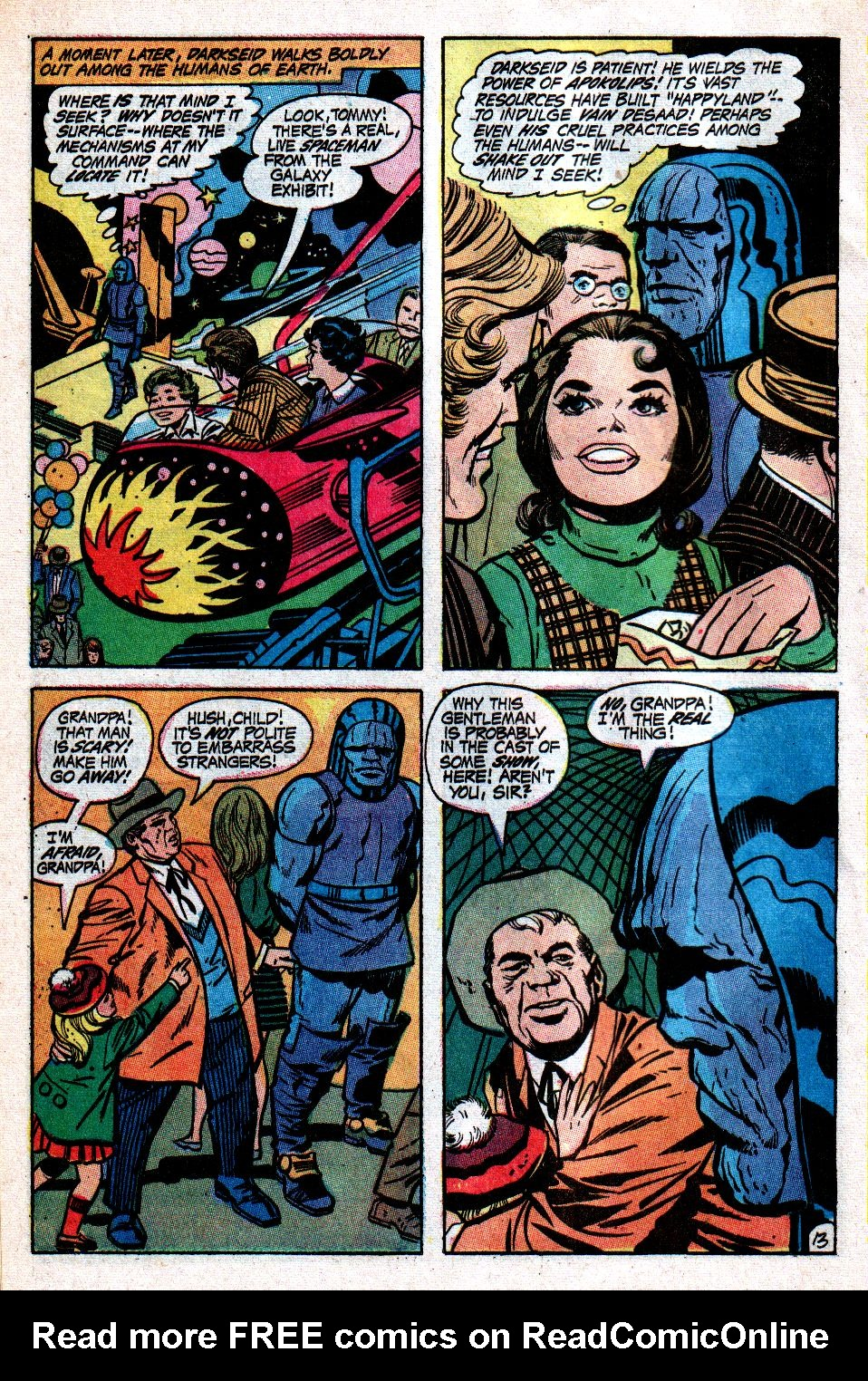 Forever People (1971) issue 4 - Page 15