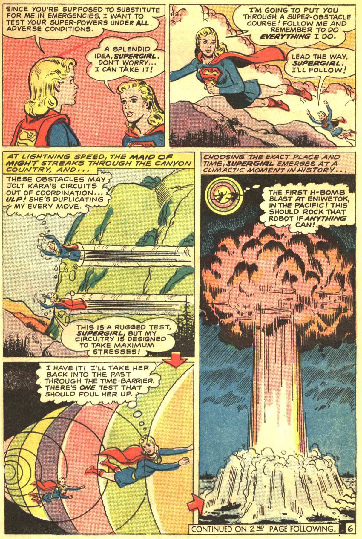 Action Comics (1938) 348 Page 23