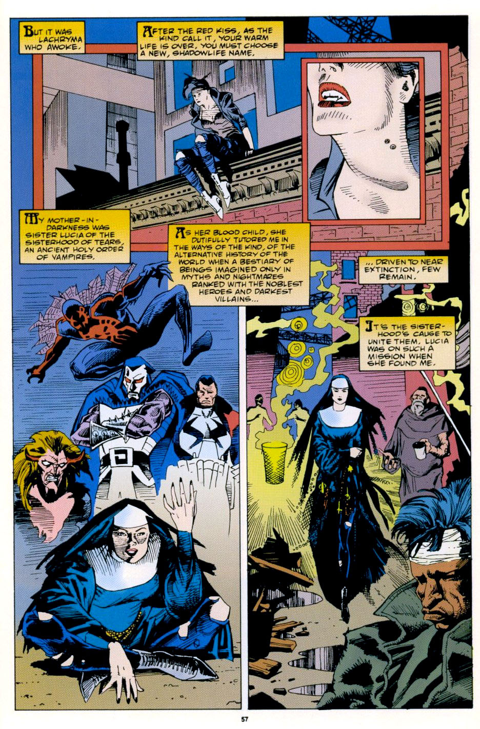 Read online 2099 Unlimited comic -  Issue #4 - 49