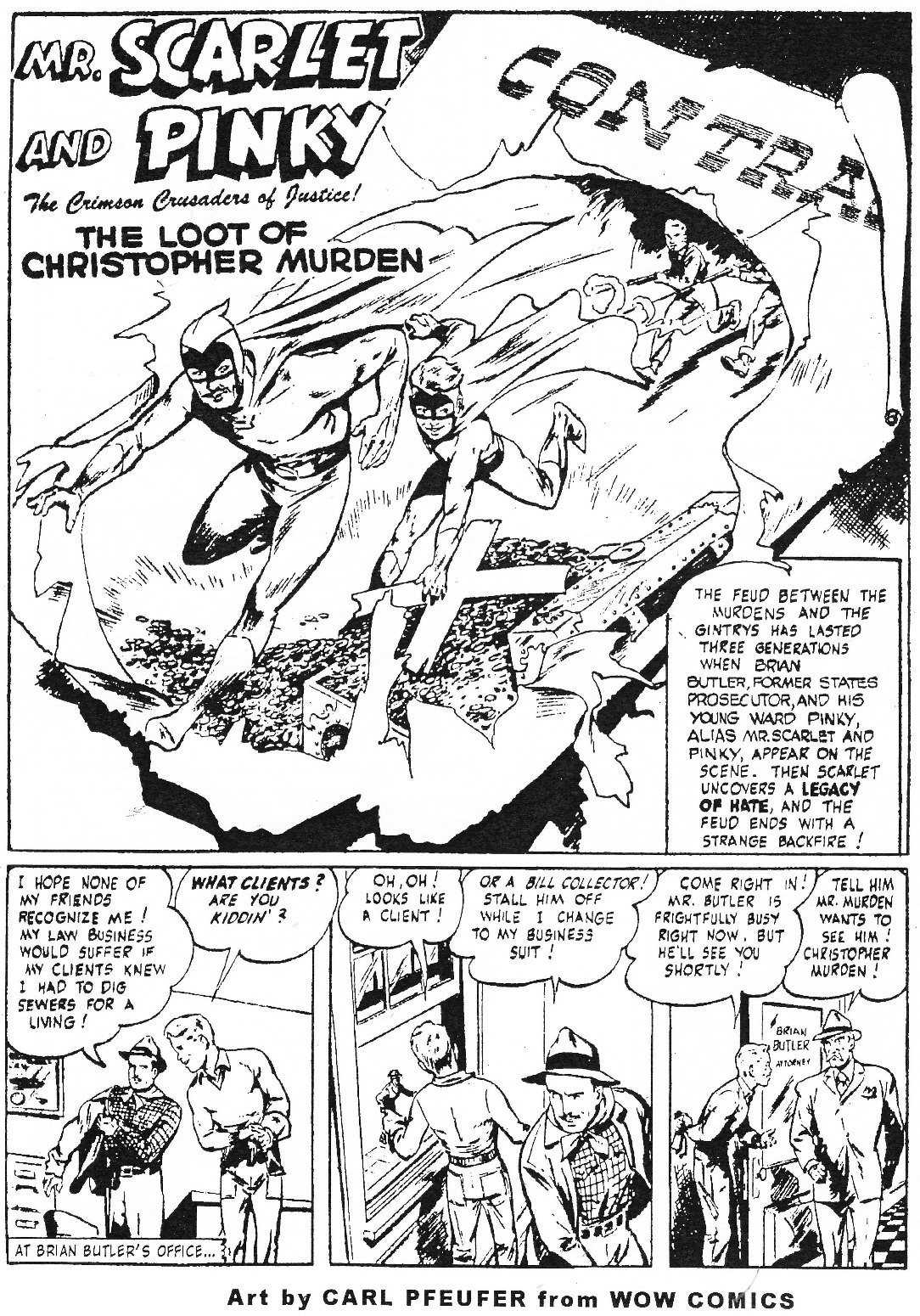 Read online Men of Mystery Comics comic -  Issue #73 - 28