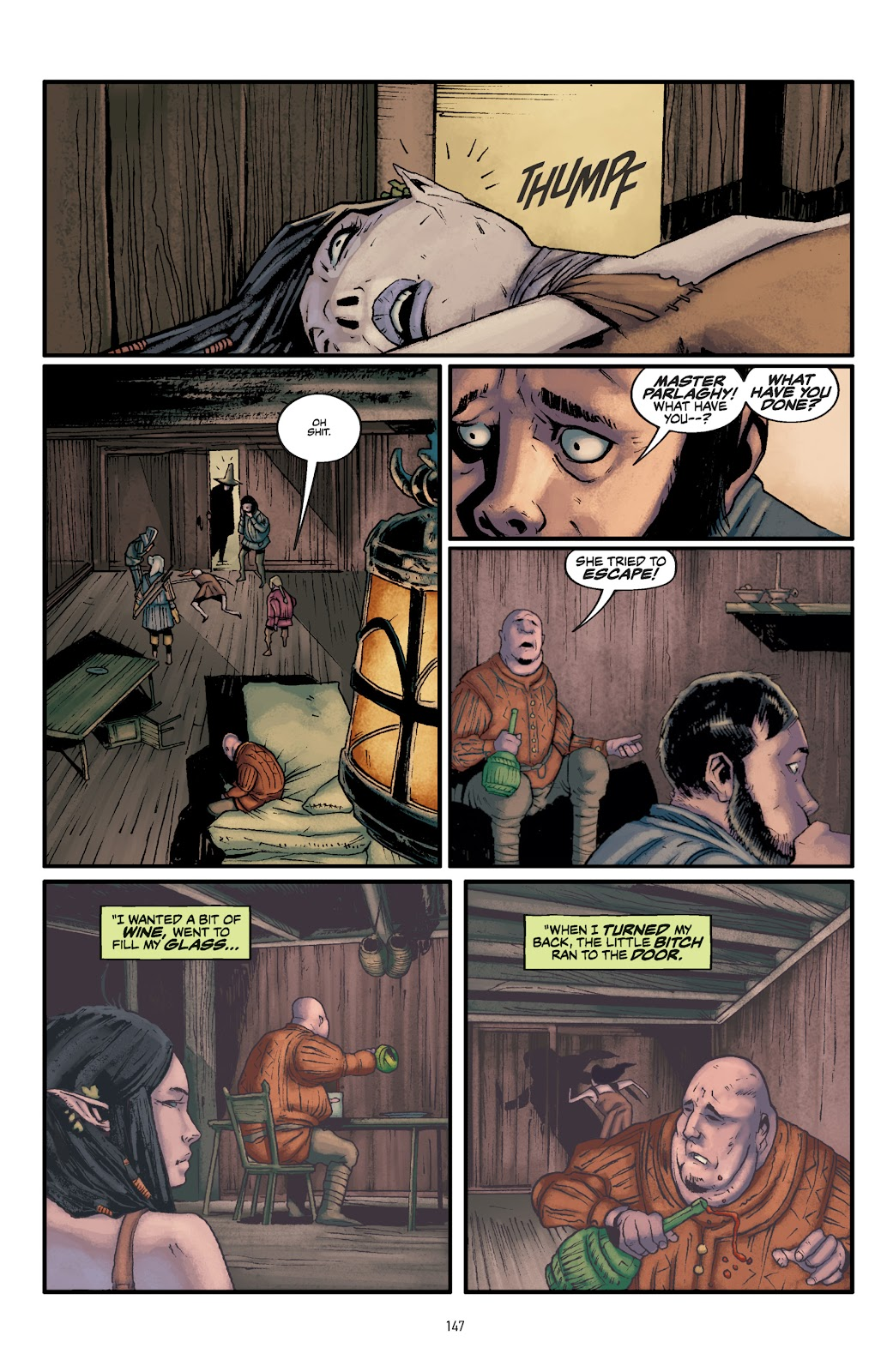 Read online The Witcher Omnibus comic -  Issue # TPB (Part 2) - 49