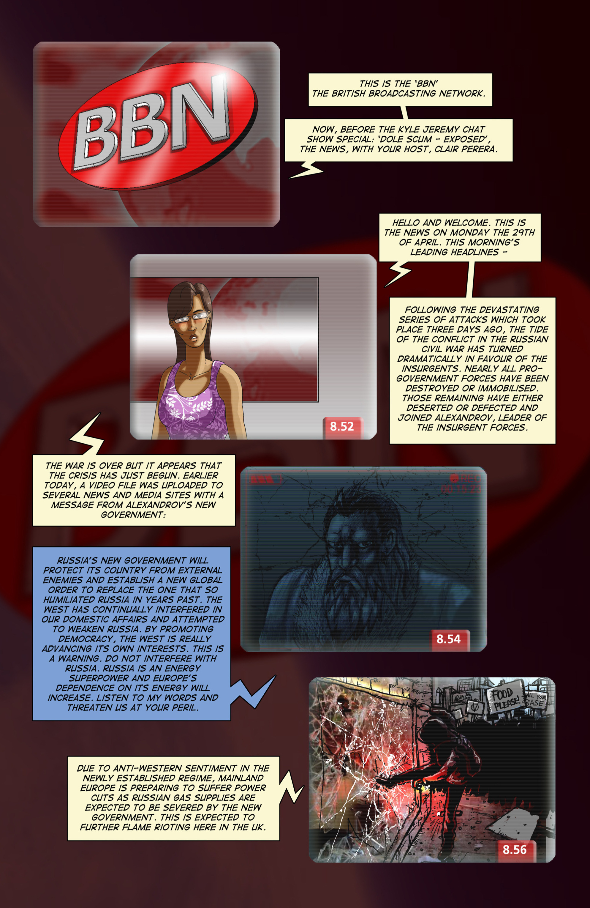 Read online Vanguard (2015) comic -  Issue #3 - 6