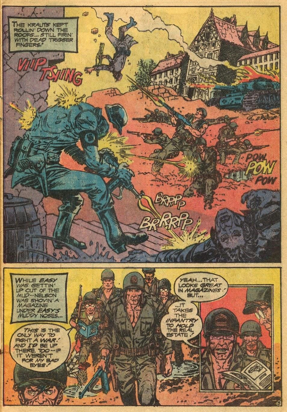 Read online Sgt. Rock comic -  Issue #341 - 4