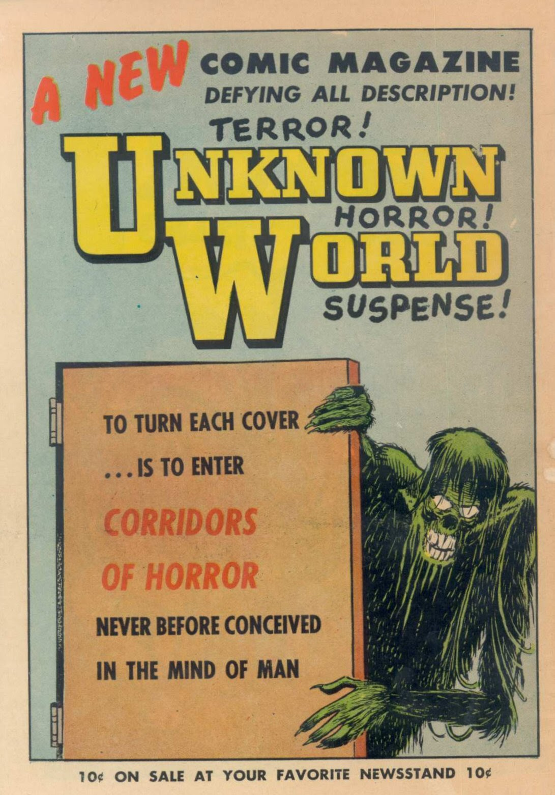 Read online This Magazine Is Haunted comic -  Issue #5 - 34