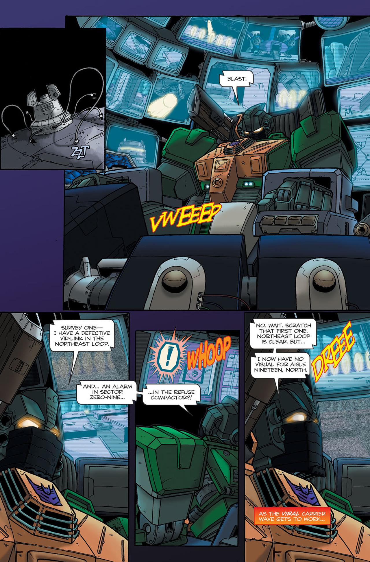 Read online Transformers Spotlight: Hot Rod comic -  Issue # Full - 10