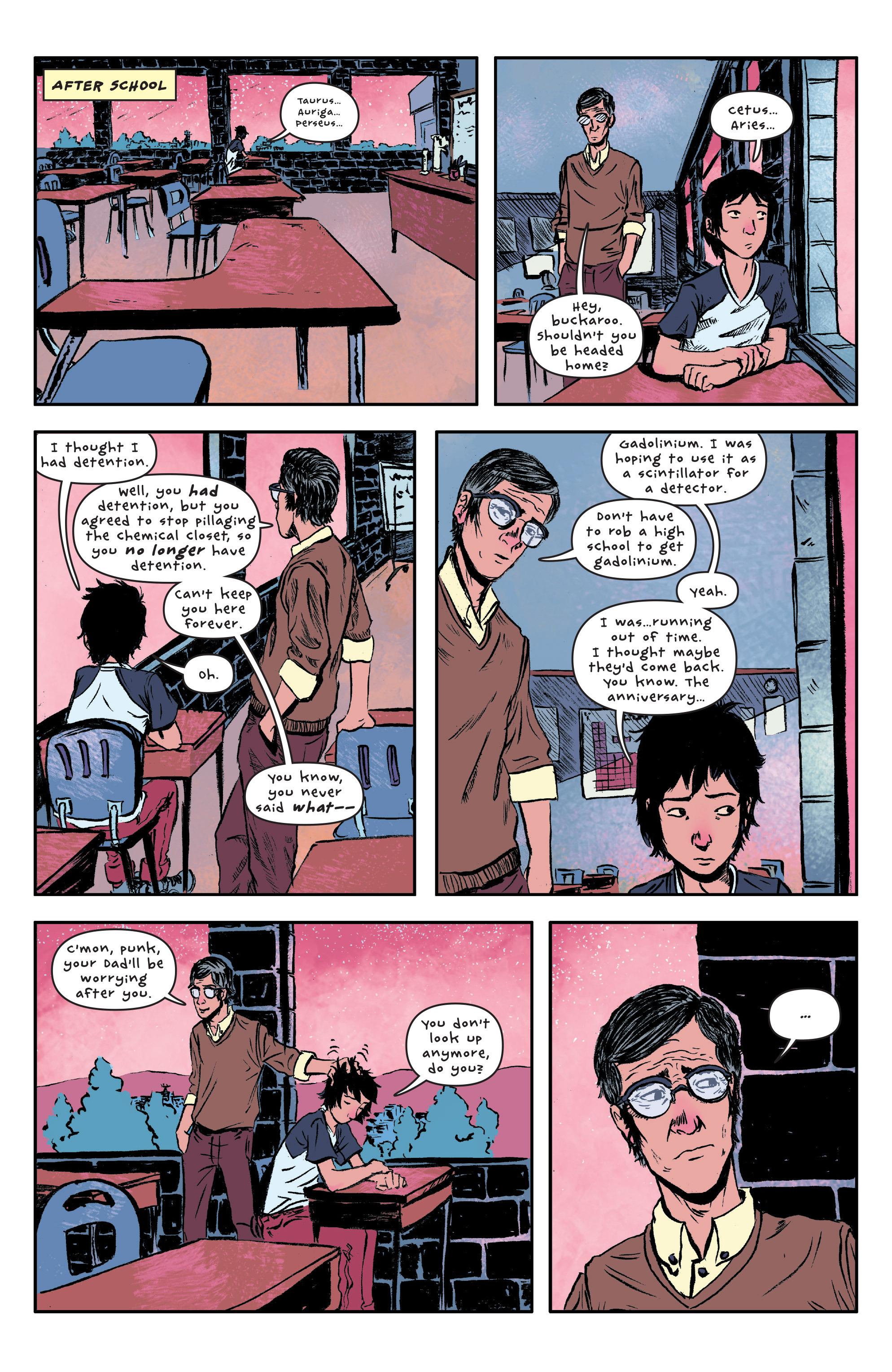Read online UFOlogy comic -  Issue #1 - 6