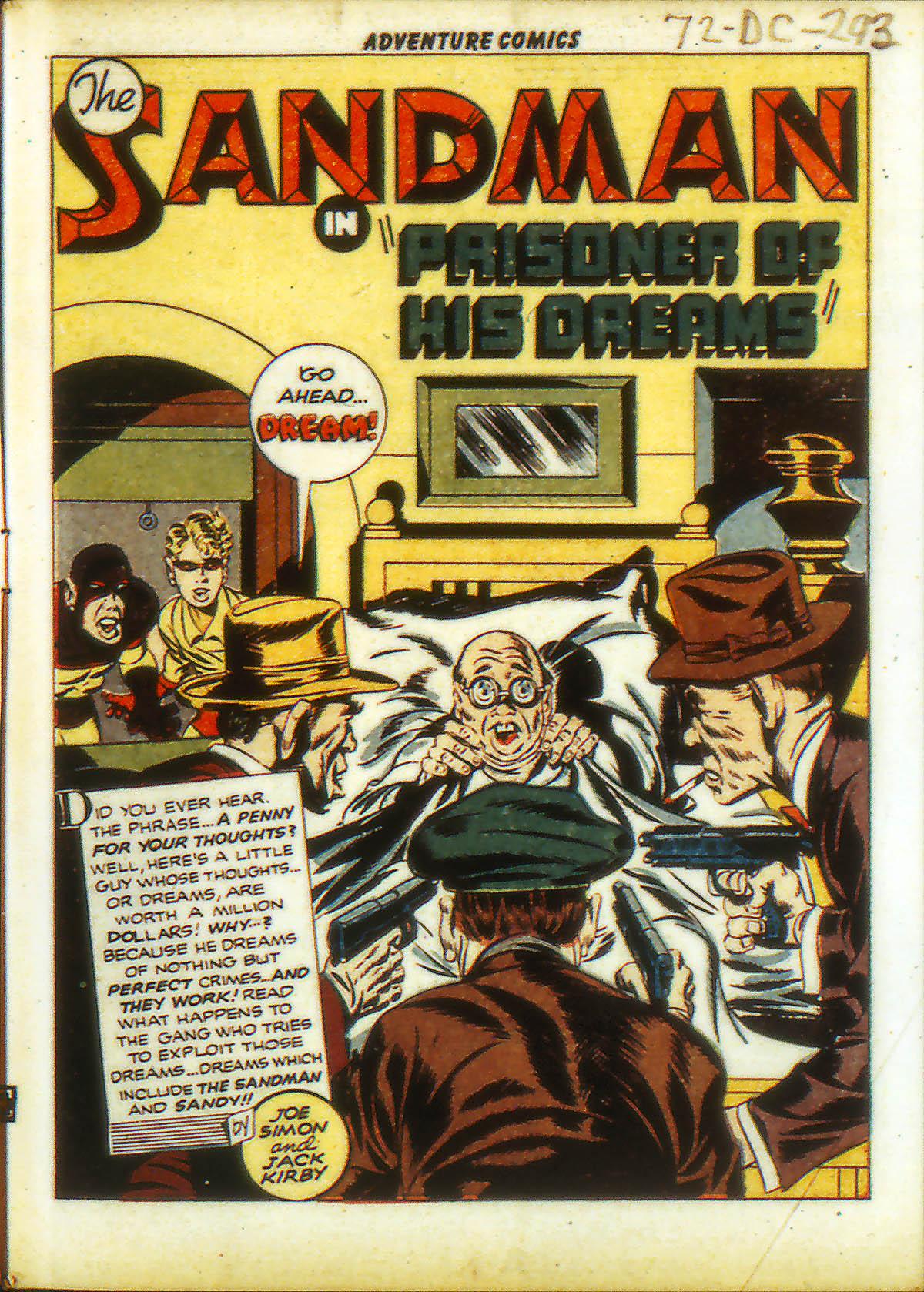 Read online Adventure Comics (1938) comic -  Issue #89 - 3
