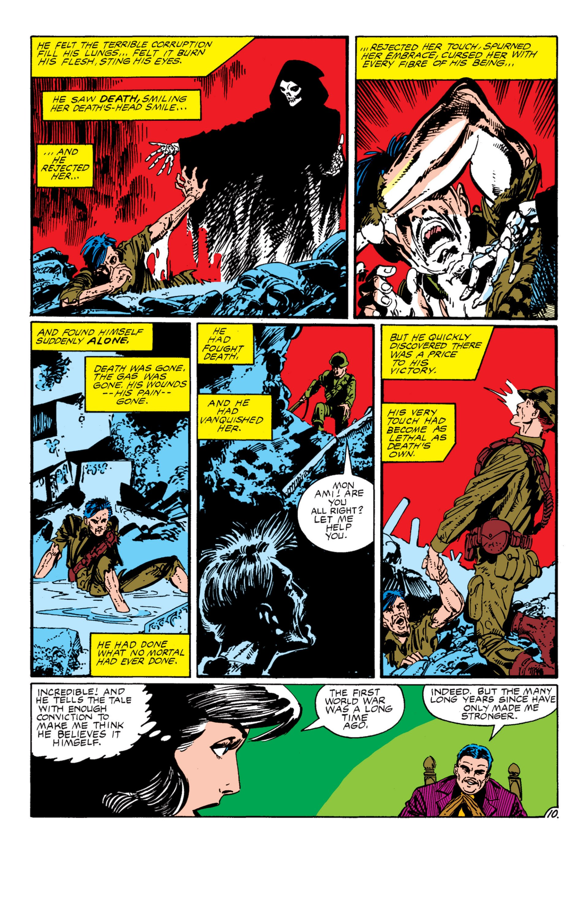 Read online Alpha Flight (1983) comic -  Issue #8 - 11