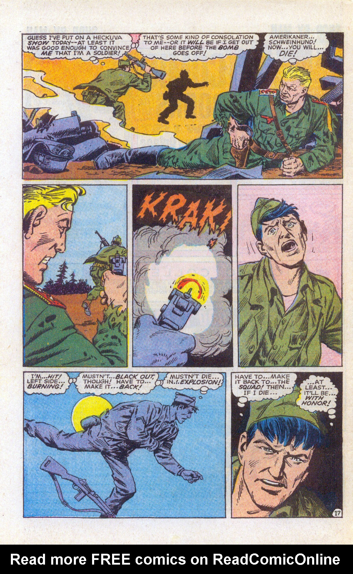 Read online Sgt. Fury comic -  Issue #159 - 26