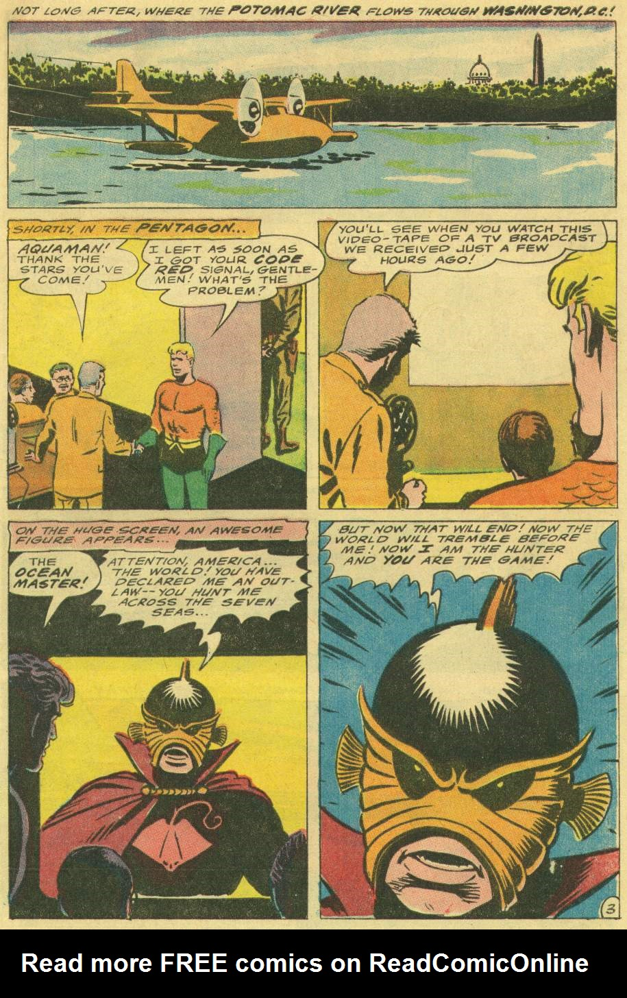Read online Aquaman (1962) comic -  Issue #29 - 5