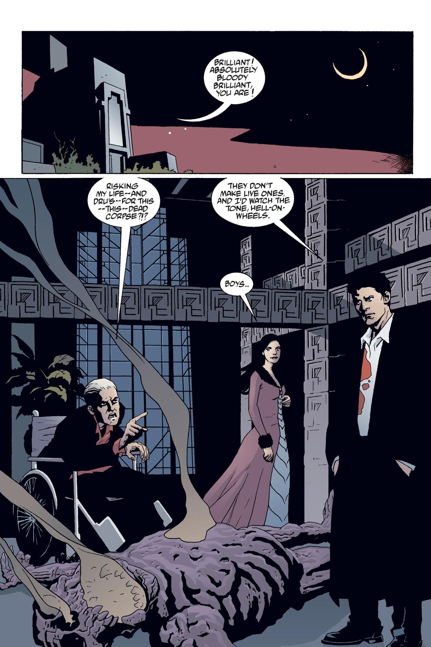 Read online Buffy the Vampire Slayer: Omnibus comic -  Issue # TPB 2 - 171