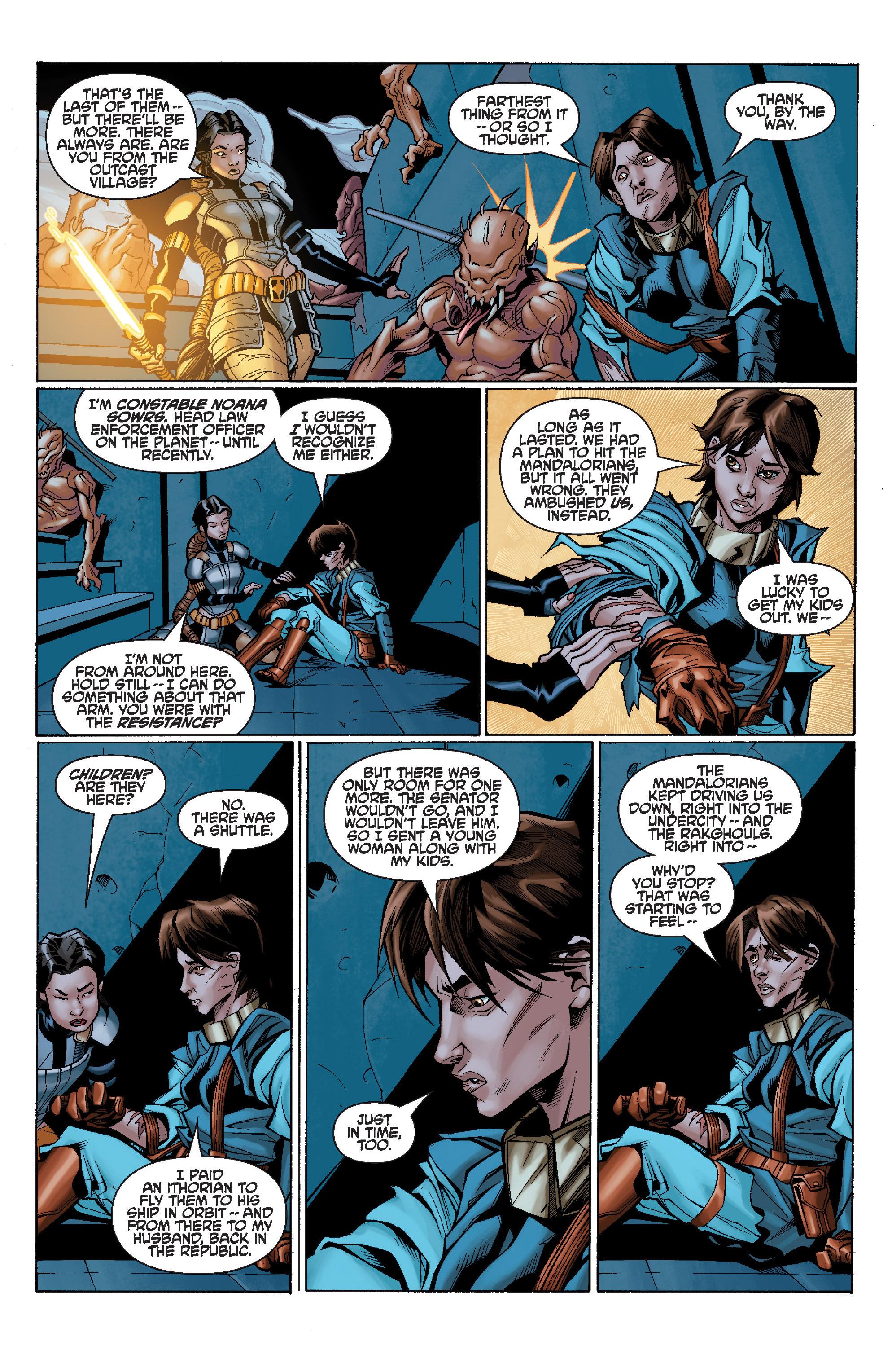 Read online Star Wars Omnibus comic -  Issue # Vol. 32 - 153