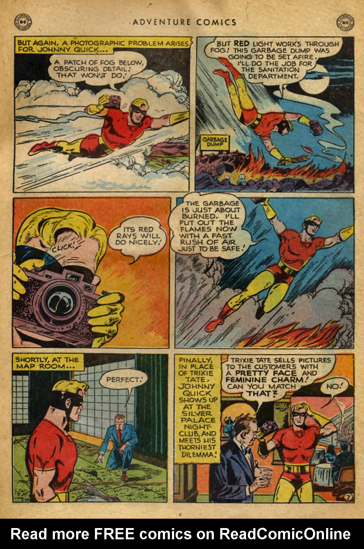 Read online Adventure Comics (1938) comic -  Issue #141 - 47