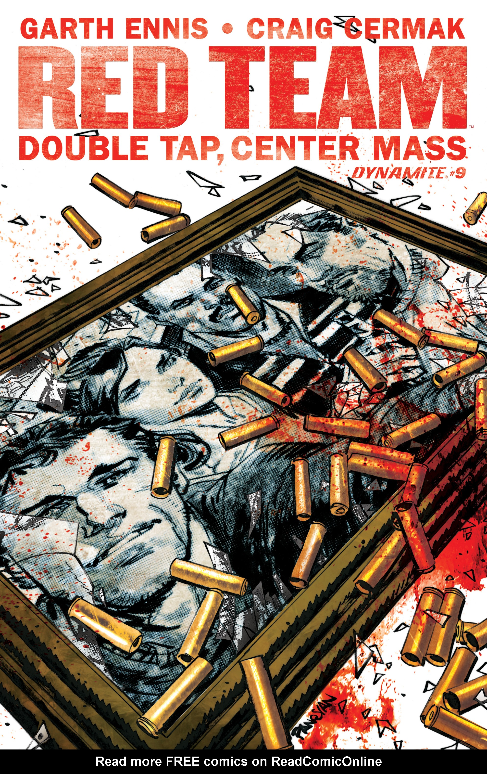 Read online Red Team: Double Tap, Center Mass comic -  Issue #9 - 1