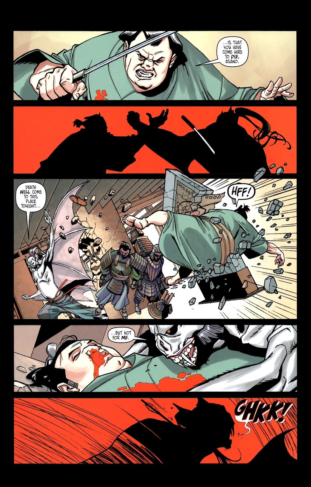Read online Shinku comic -  Issue #5 - 5