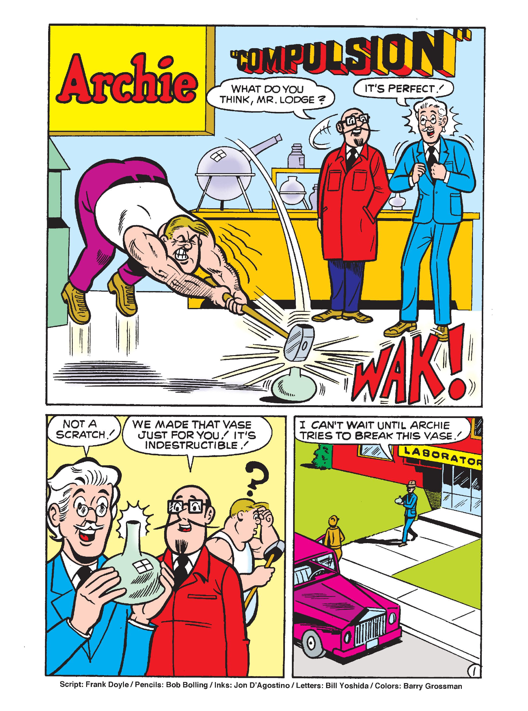 Read online Archie 1000 Page Comics Bonanza comic -  Issue #1 (Part 1) - 95