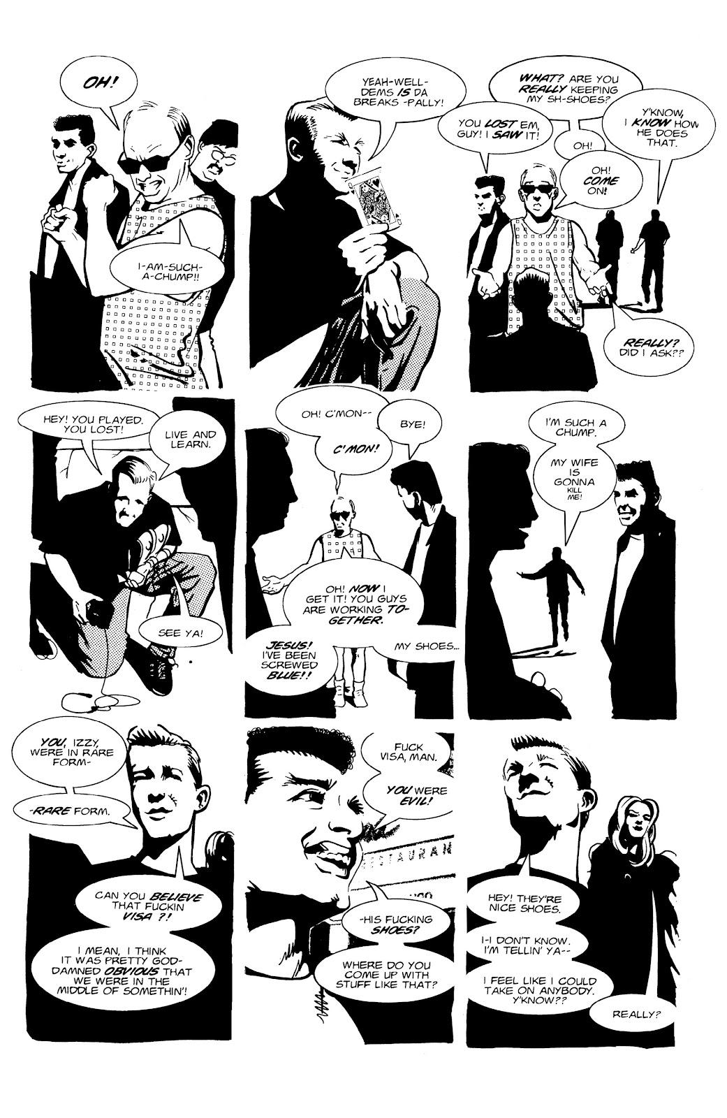 Read online Goldfish comic -  Issue # TPB (Part 1) - 38