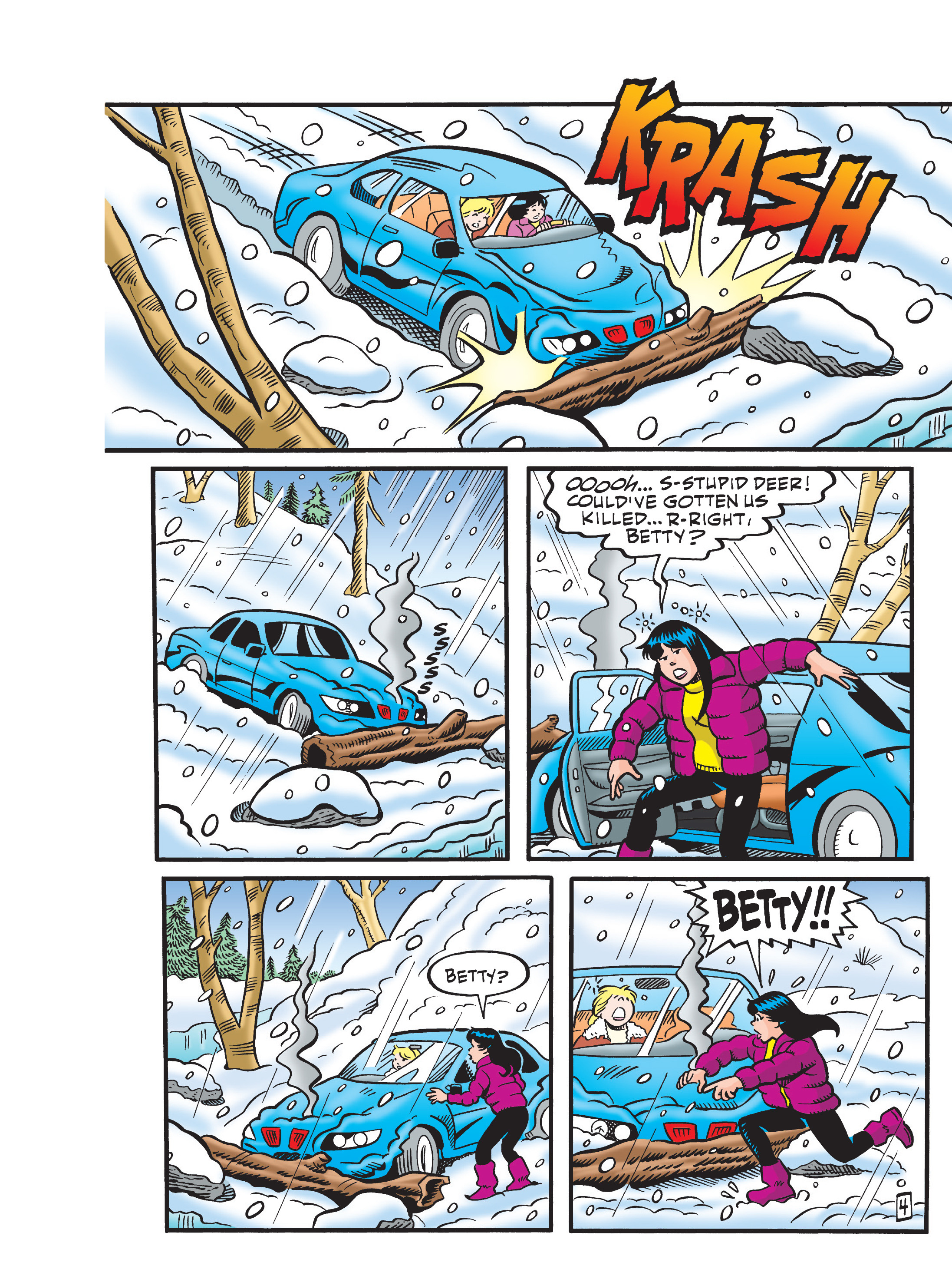 Read online Archie 75th Anniversary Digest comic -  Issue #4 - 98