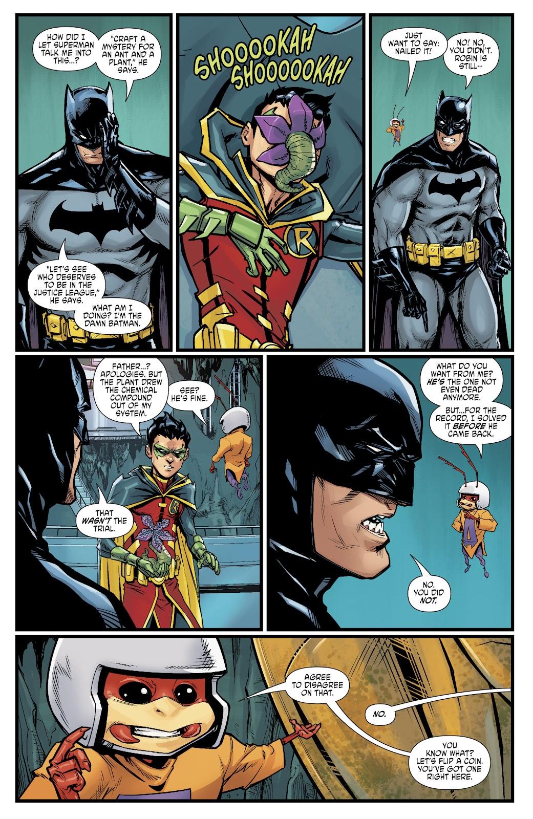 Read online Scooby Apocalypse comic -  Issue #35 - 23