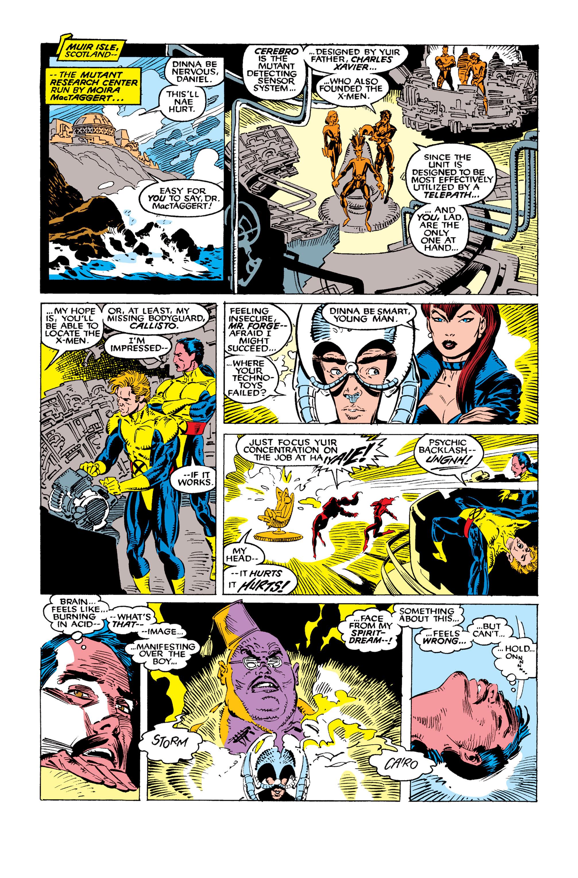 Read online Uncanny X-Men (1963) comic -  Issue #259 - 16
