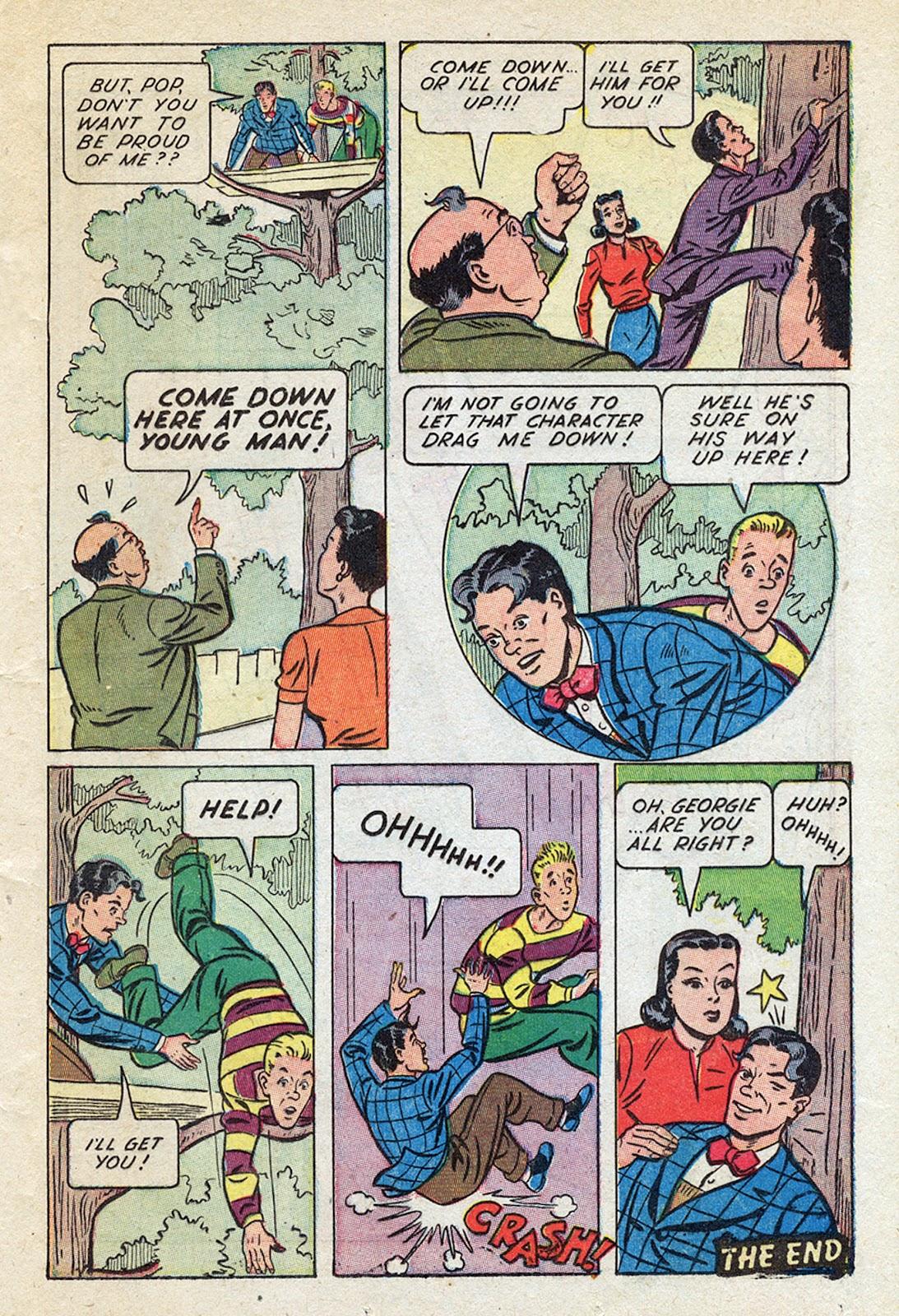 Georgie Comics (1945) issue 4 - Page 33