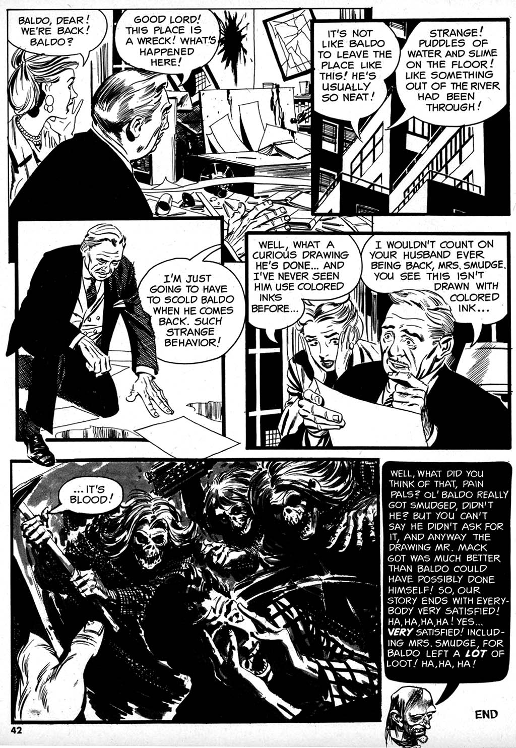Creepy (1964) Issue #1 #1 - English 42