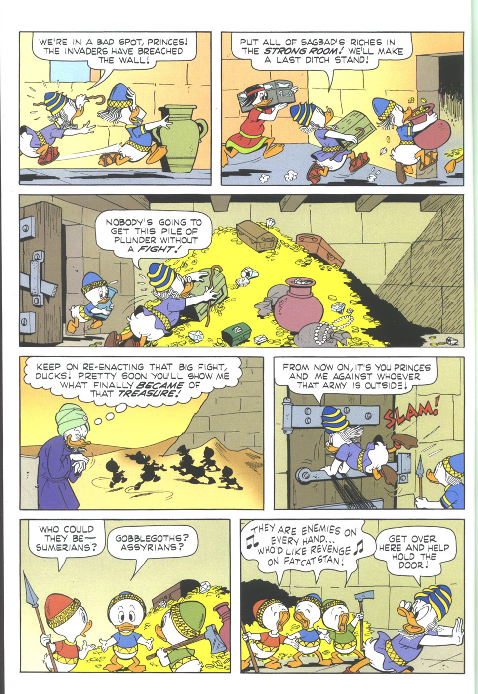 Read online Uncle Scrooge (1953) comic -  Issue #345 - 12