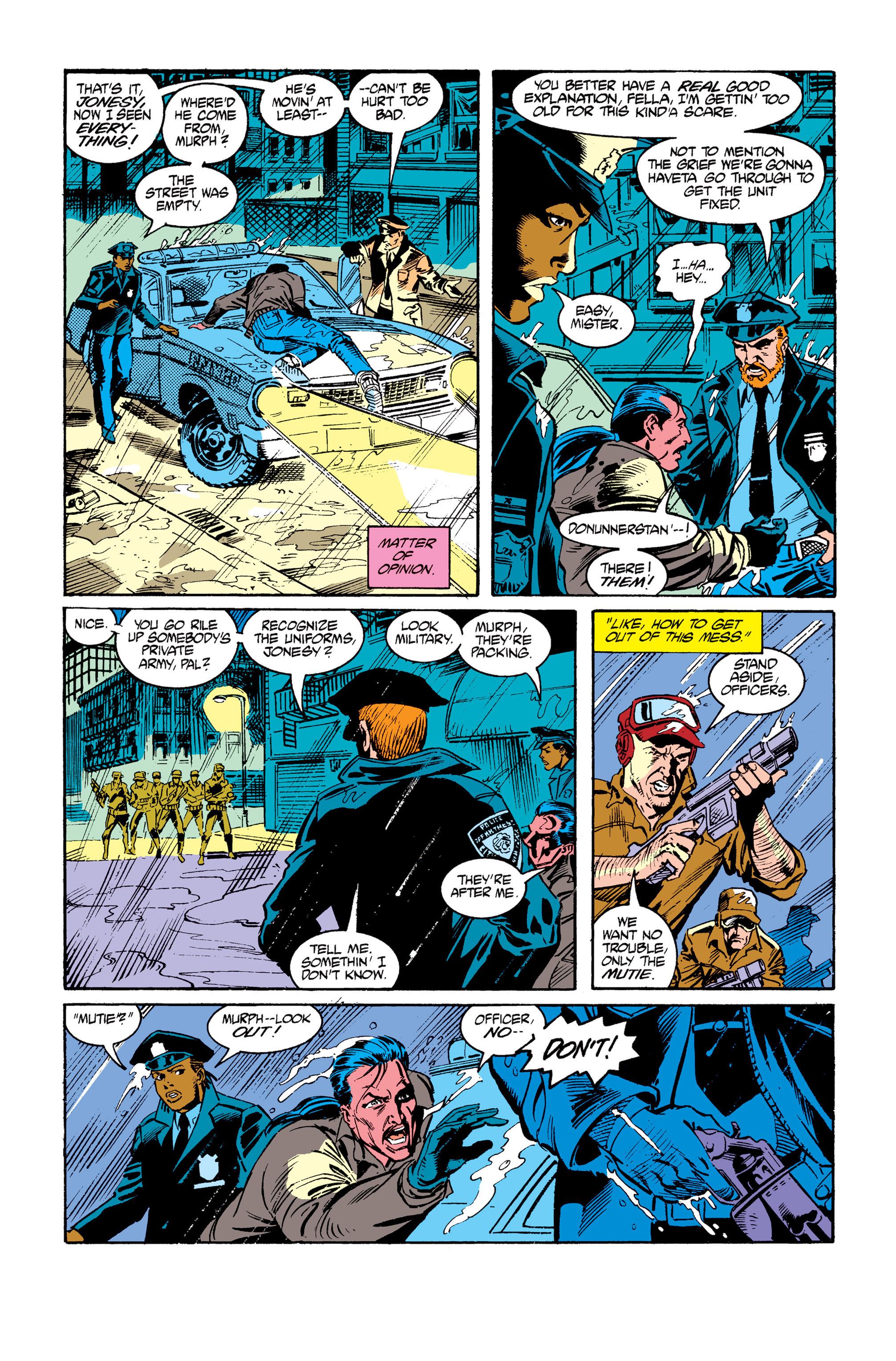 Read online Uncanny X-Men (1963) comic -  Issue #264 - 3