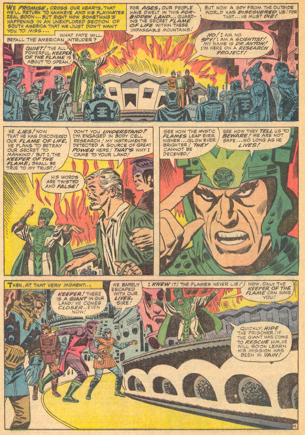 The Avengers (1963) 30 Page 14