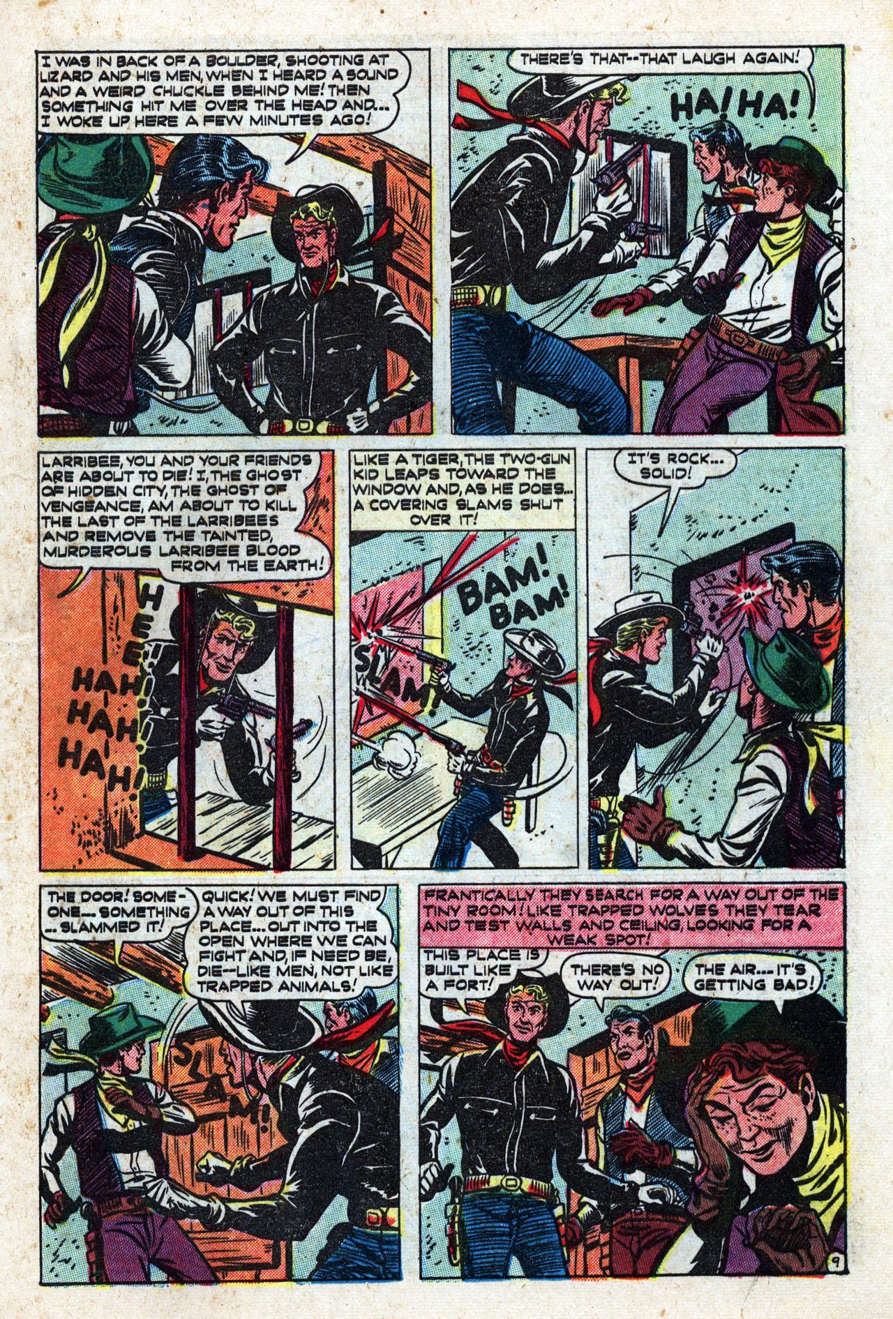 Read online Two-Gun Kid comic -  Issue #10 - 11