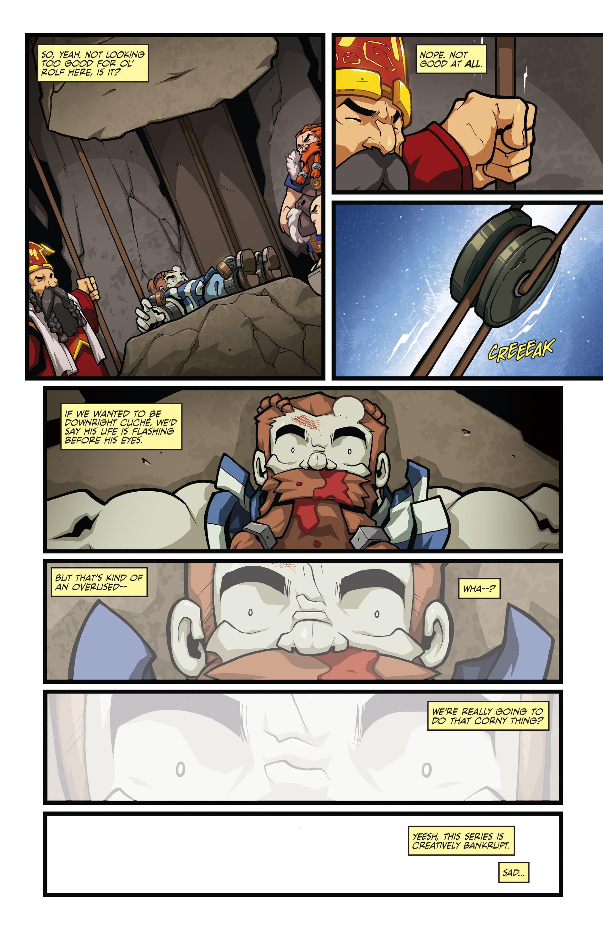 Read online Skullkickers comic -  Issue #26 - 5