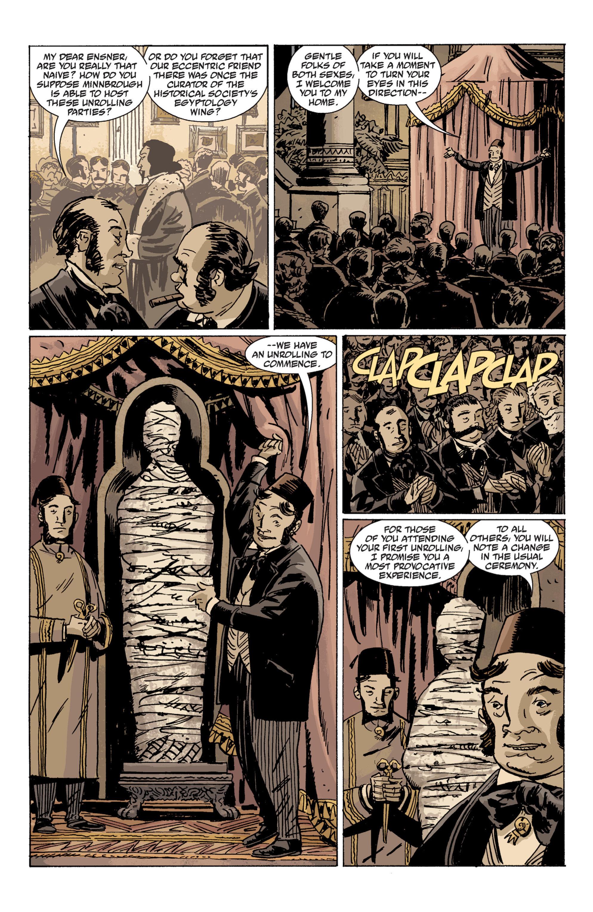 Read online B.P.R.D. (2003) comic -  Issue # TPB 7 - 11